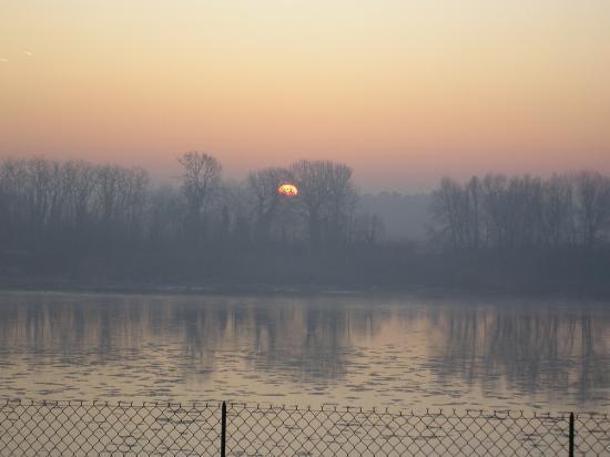 Photos de la Loire avec qq glaçons